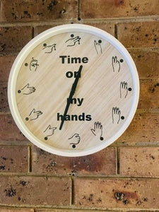 Auslan Clocks