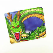 DB-Existsale The Classic Anime Dragon Ball Z Wallet Young Men and Women Students Short Wallets Japanese Cartoon Comics Purse Dollar