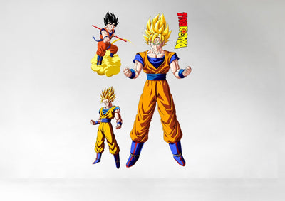 (Hot type )Dragon Ball Super Sun Goku wall poster, wall decorative picture  #Style No :B712