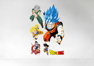 (Hot type )Dragon Ball Super Sun Goku wall poster, wall decorative picture  #Style No :B719