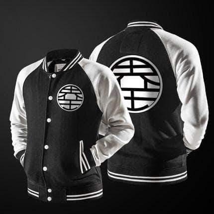 Son Goku 18AW Thick Baseball Jackets