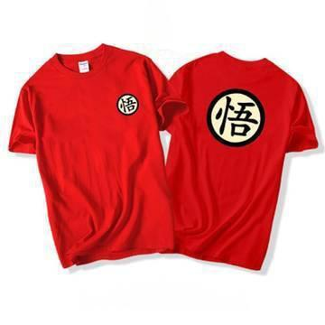Son Goku Fighter Adult T-Shirt【Son Goku  -  8 color available】