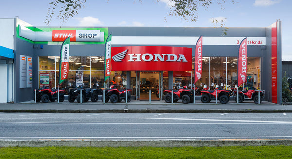 Bisset Honda Celebrates 10 Years!
