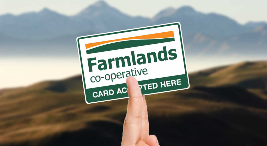 Farmlands Card at City Honda Manawatu