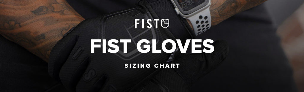 Fist Gloves Sizing Guide