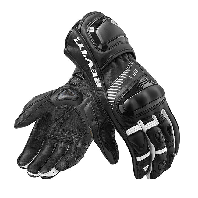 Revit Spitfire Gloves Black/white
