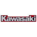 700.1020 Kawasaki Side Logo Red Black