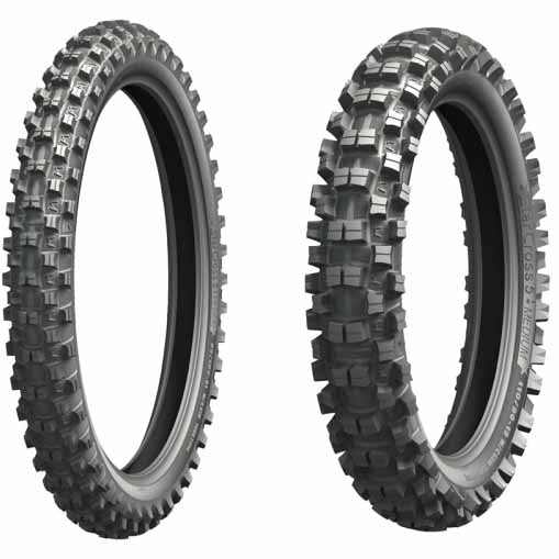 Michelin Starcross 5 - Medium compound