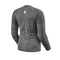 FTU110_0140  Airborne LS Ladies Dark Grey
