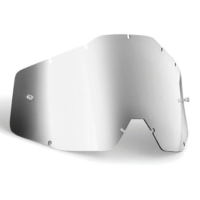FMF POWERBOMB/POWERCORE YOUTH Lens Anti-Fog Silver Mirror