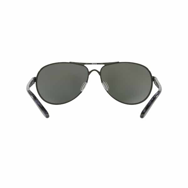 Oakley Feedback sunglasses in Polished Black frame with Prizm Black Polarised lens - OA-OO4079-3459