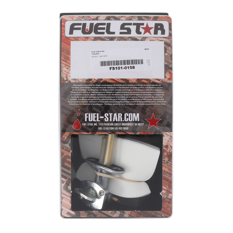 FUEL STAR Fuel Tap Kit FS101-0158