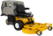 Walker D21d Zero Turn Collection Mower