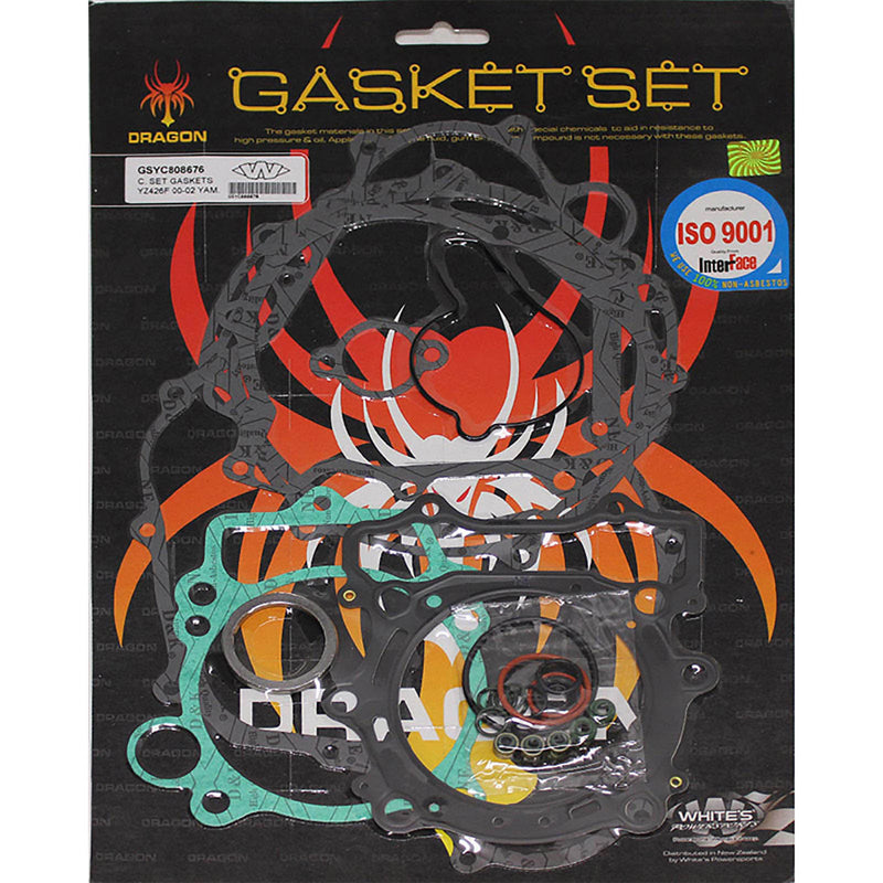WHITES GASKET SET COMPLETE YAM YZ426F 00-02