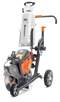 Husqvarna KV970 Power Cutter trolley