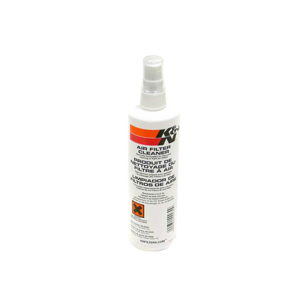 K&N FILTER CLEANER PUMP SPRAY 12oz