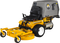 Walker C19i Zero Turn Collection Mower