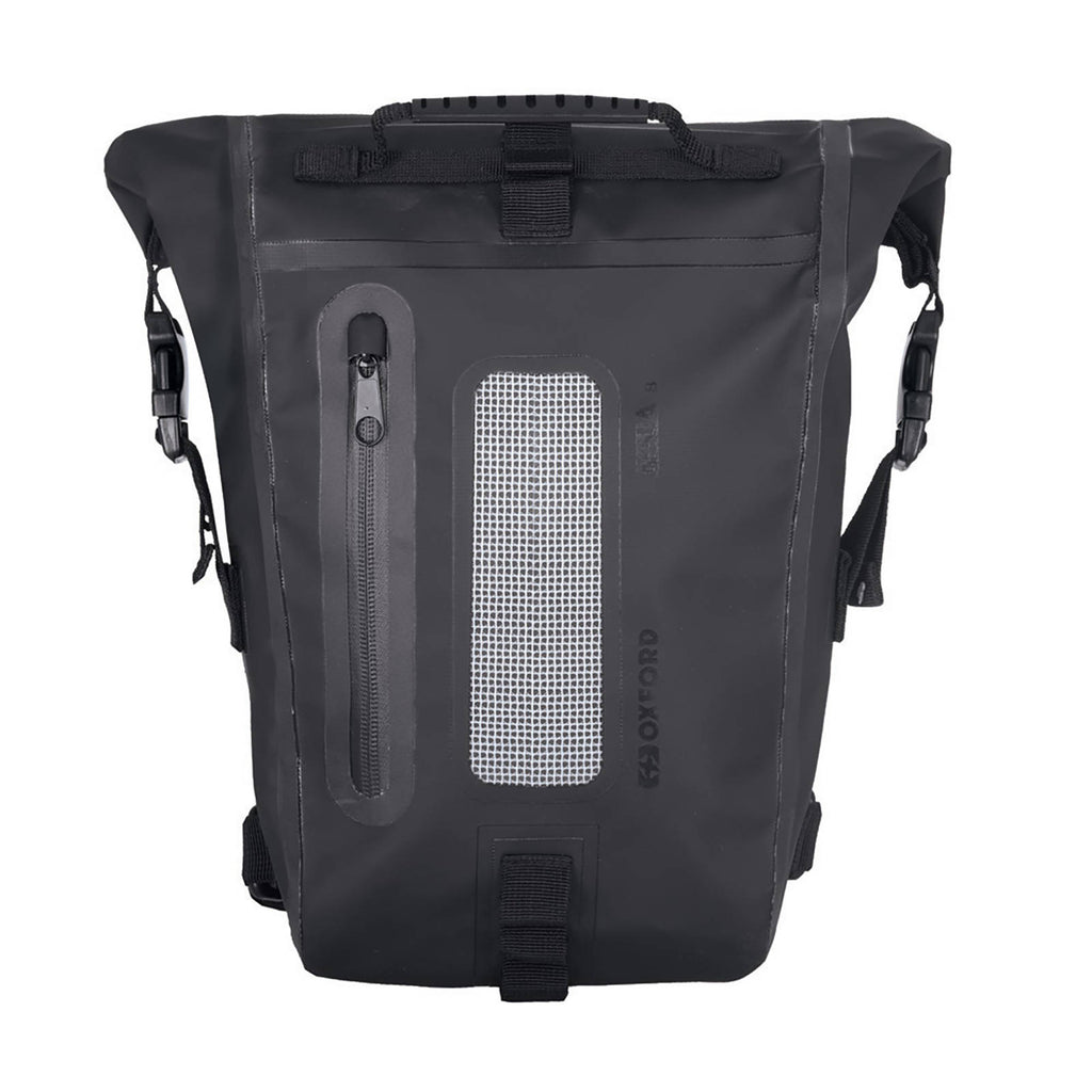 OXFORD AQUA LUGGAGE T8 TAIL PACK BLK