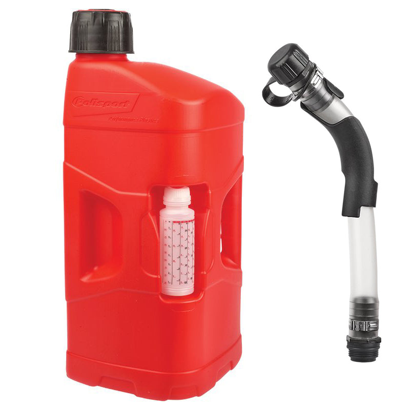 POLISPORT PRO OCTANE UTILITY CAN - FILL HOSE 20L