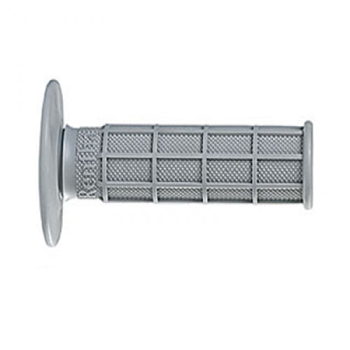 RE-G092 - Renthal full waffle light grey soft compound MX grips