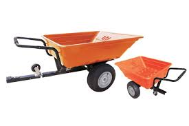 Husqvarna Polly Tub Trailer