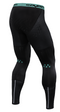 Zero Compression Pant Black (Back)