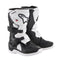 Alpinestars Tech-3s Kids Blk/Wht