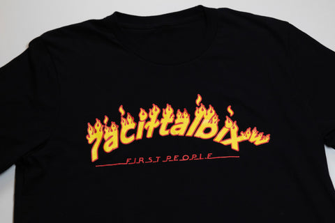 Indigenous: First Peoples T-Shirt (Flames)