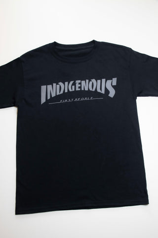 Indigenous: First People - T-Shirt (Gray)