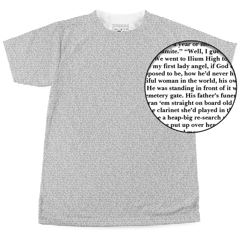 8c3f88668 Litographs | Cat's Cradle | Book T-Shirt