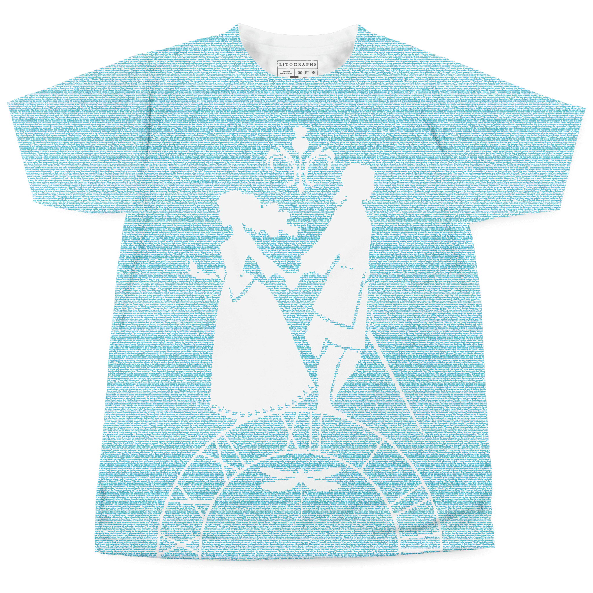 67e729d2f Litographs | Dragonfly in Amber | Book T-Shirt