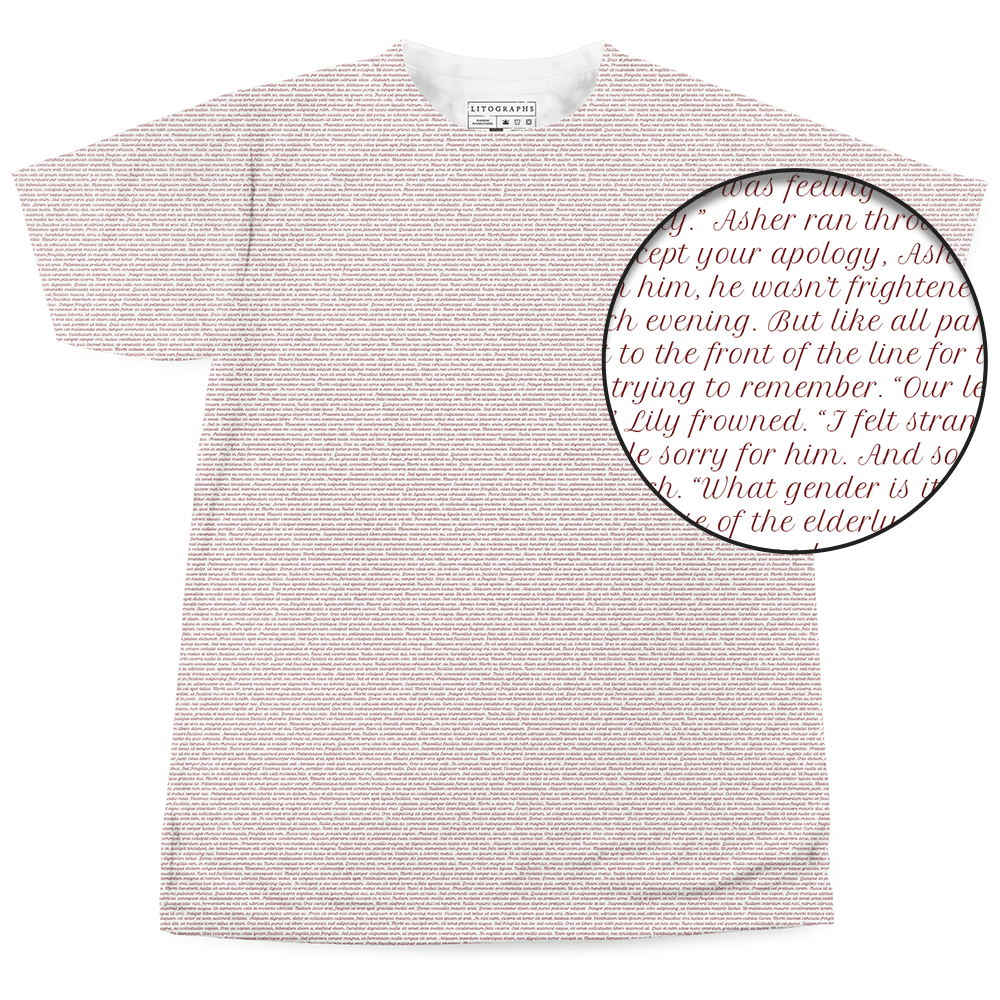 79a3dd6fb6bf Litographs | The Giver | Book T-Shirt