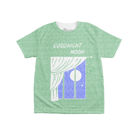 Litographs Goodnight Moon Book Poster