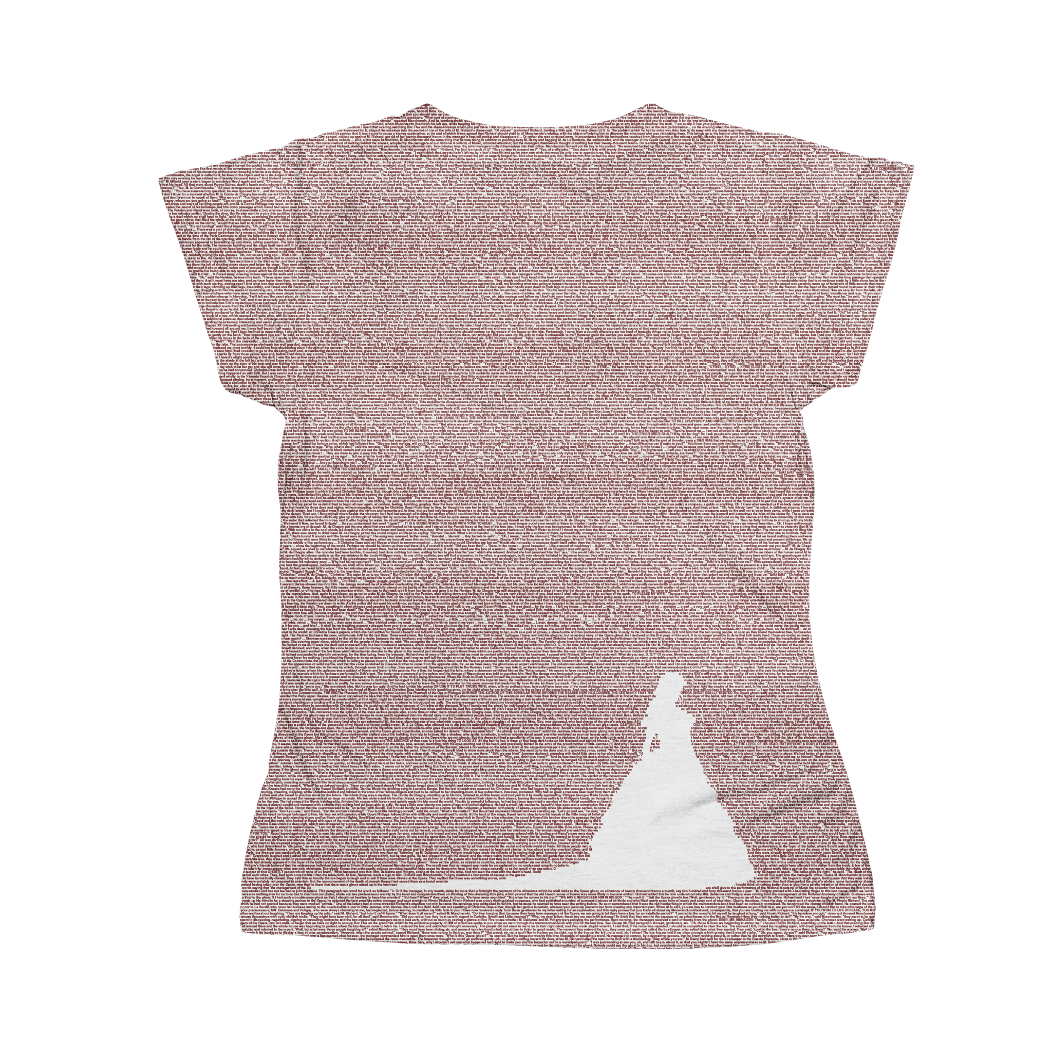 a14ab104 Litographs | The Phantom of the Opera | Book T-Shirt