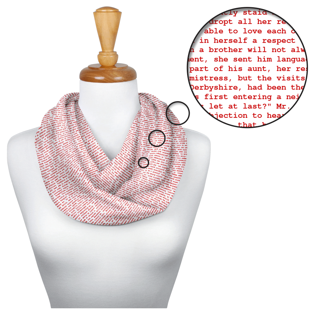 Litographs Scarves