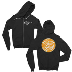 CG Logo Black Zip-Up