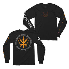 Maces Black Long Sleeve Shirt