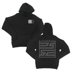 Dissonants Logo Black Pullover