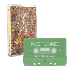 Tree City Sessions Green Cassette