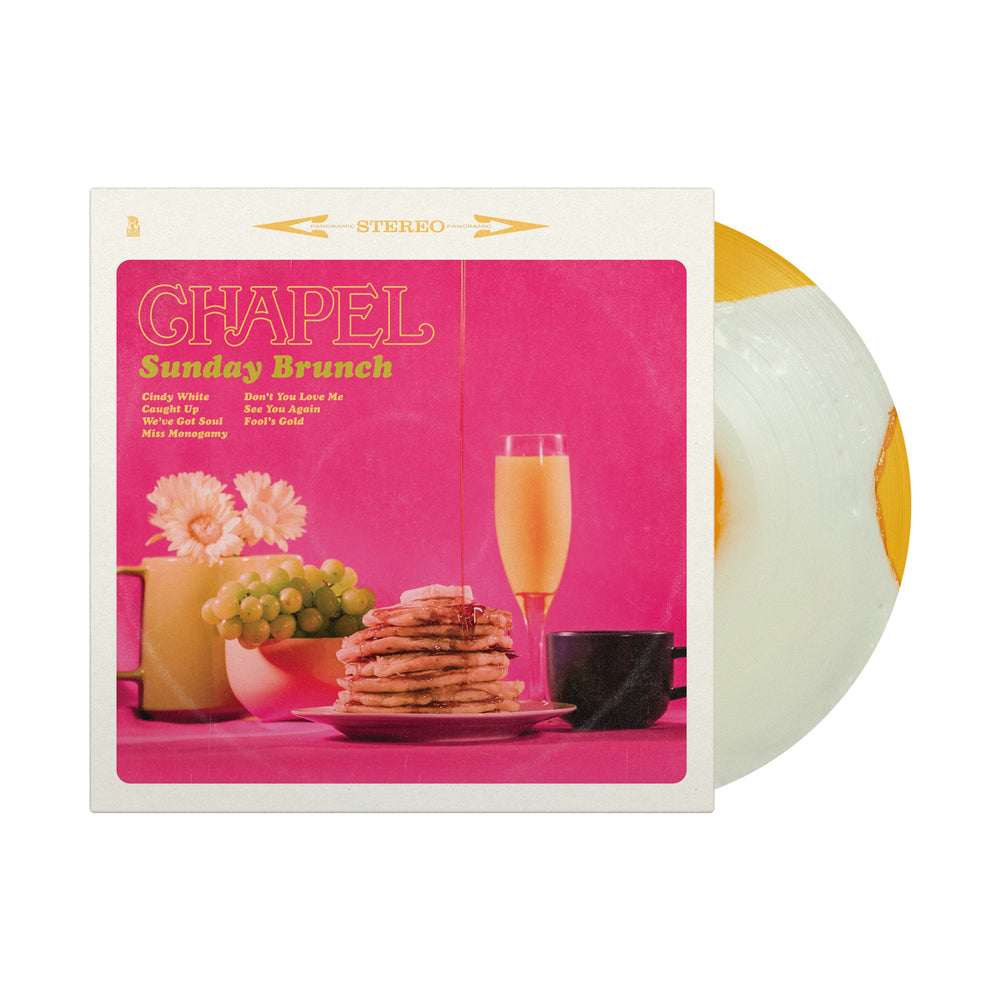 Sunday Brunch LP - Egg Picture Disc