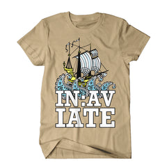Ship Khaki T-Shirt