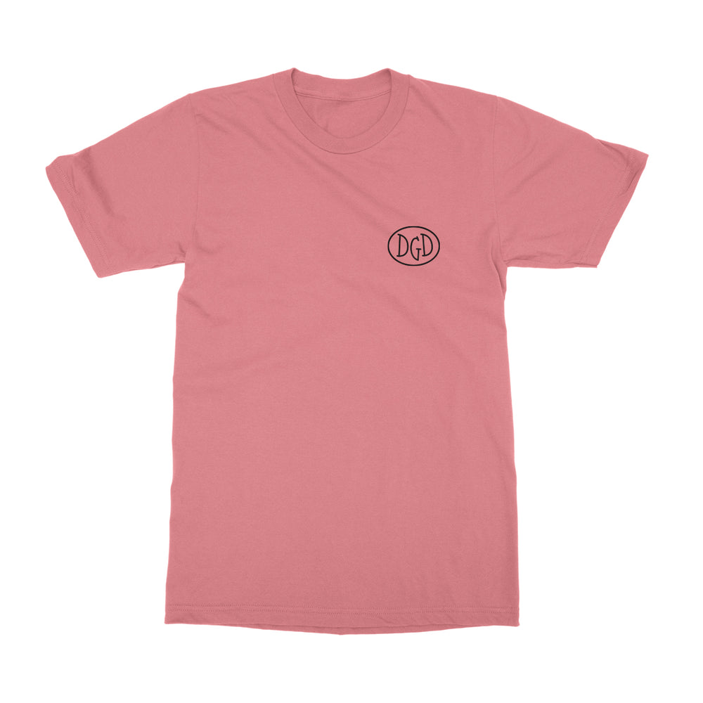 Happiness | Boat Coral T-Shirt