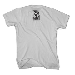 Knives Out Silver T-Shirt