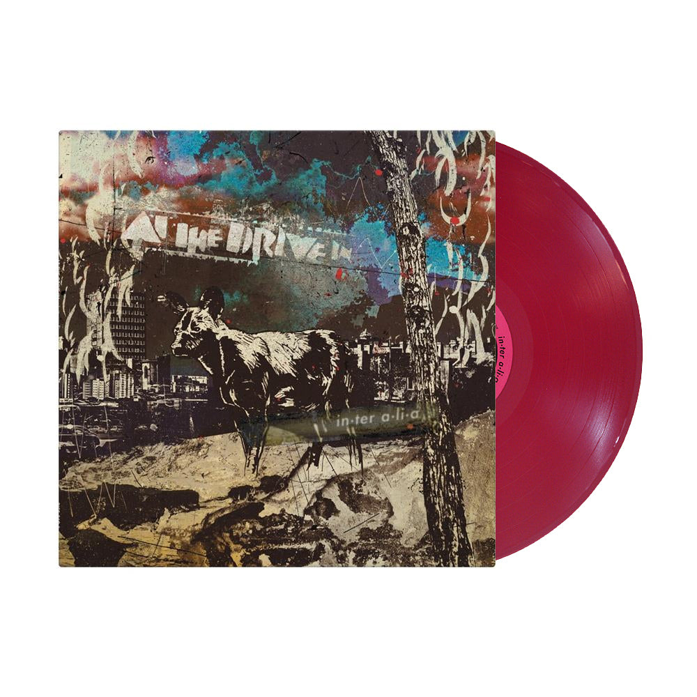 In-Ter A-Li-A Oxblood Vinyl LP