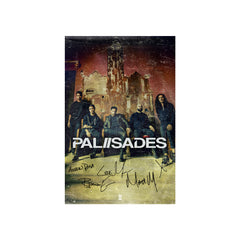 Signed Palisades Poster