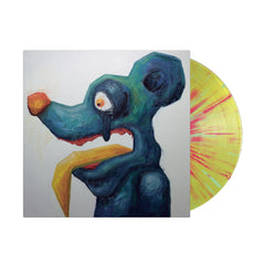 Highlighter Yellow W/ Magenta & Doublemint Splatter Vinyl LP