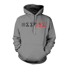 Logo Heather Hooded