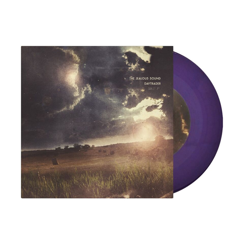 The Jealous Sound Split Purple 7