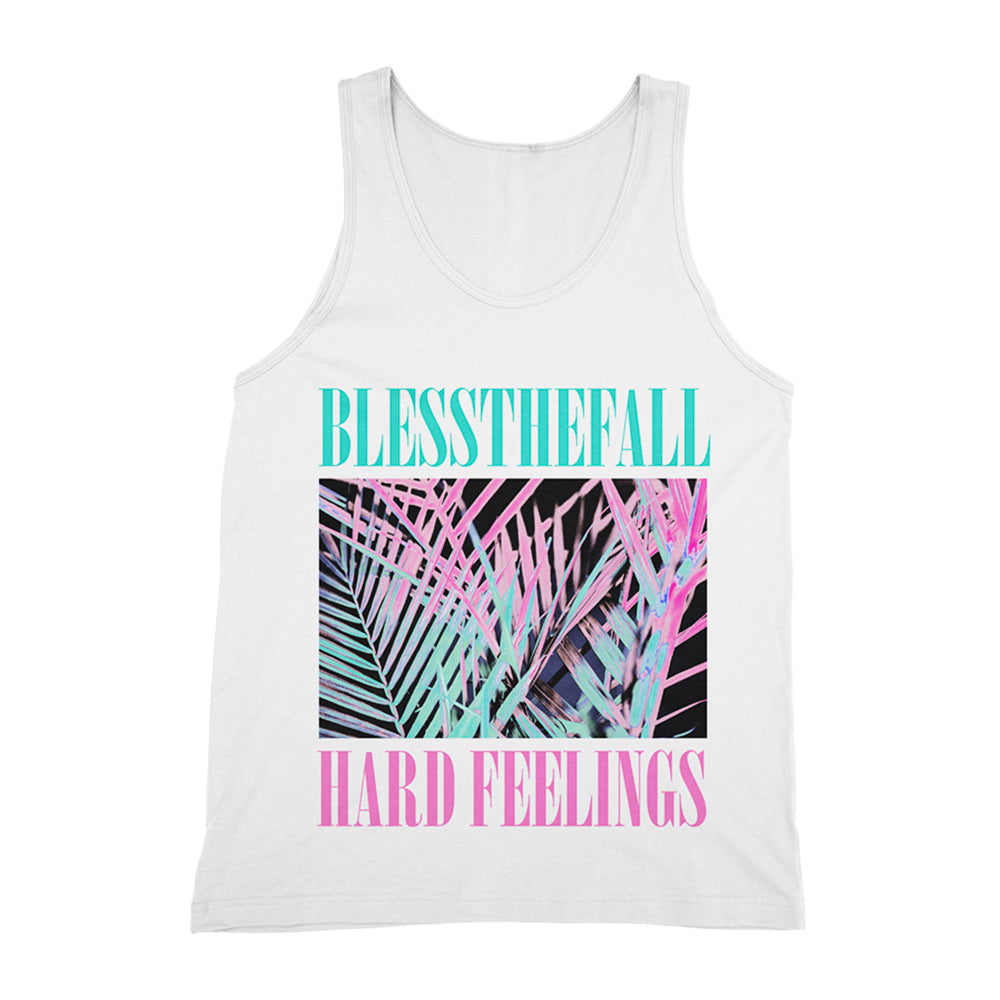 Blessthefall Hard Feelings White