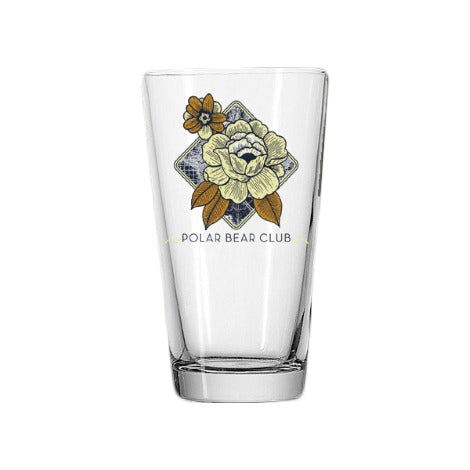 Flower City Pint Glass
